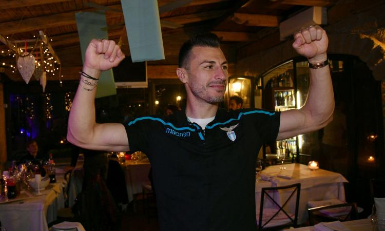 Napoli, incontro con l'agente di Radu: la situazione