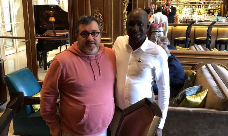 Raiola a Parigi: incontro con il Psg per de Ligt