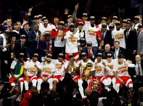 Toronto Raptors campioni NBA, l'Inter fa i complimenti al nerazzurro Scariolo