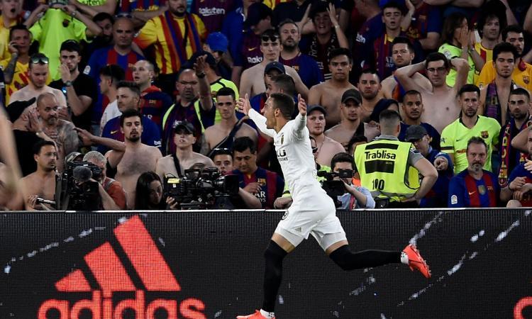 Valencia: Rodrigo può partire