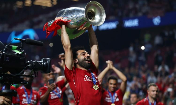 Liverpool, Salah: 'Champions il premio per le nostre fatiche. E finalmente gioco una finale intera...'