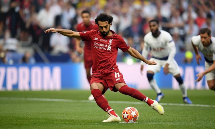 Tottenham-Liverpool 0-2: il tabellino