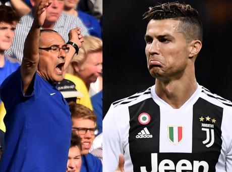 Juve, Sarri a Cristiano Ronaldo: con me farai 40 gol