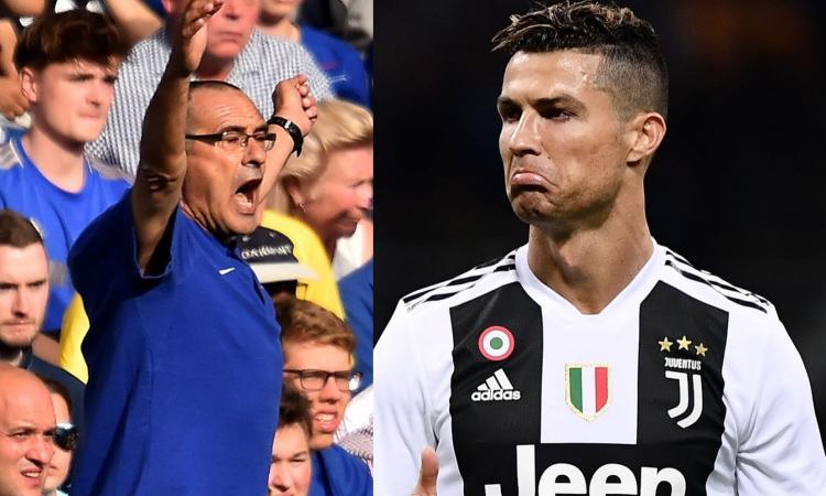 Come giocherà Ronaldo nella Juve di Sarri: il problema resta Dybala, la soluzione Icardi