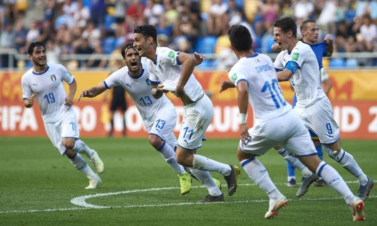Annullato al Var un gol buono di Scamacca: l'arbitro e l'Ucraina ci eliminano dal Mondiale Under 20