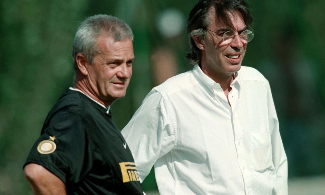 Le assurde frasi di Moratti in memoria di Gigi Simoni