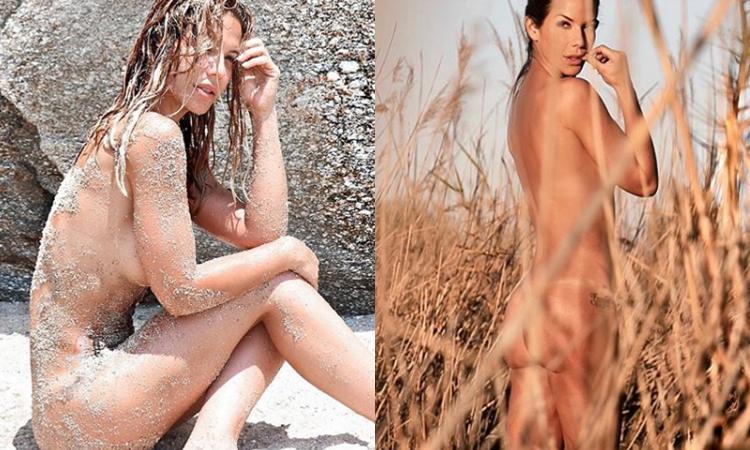 Tamara Garay, nuova FOTO nuda in spiaggia