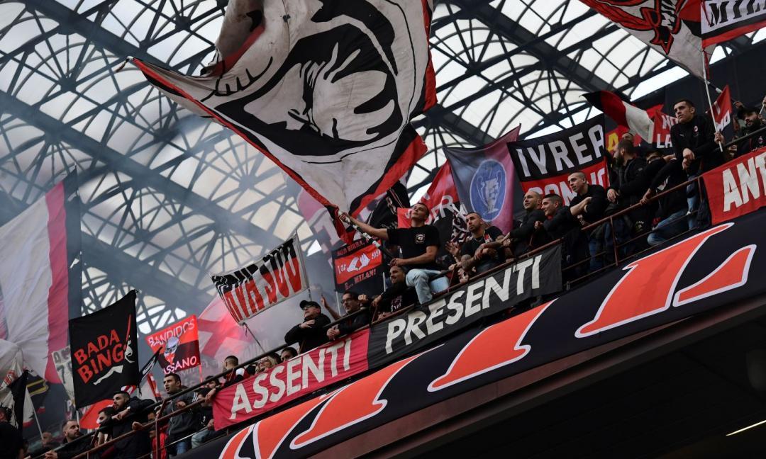 Milan, lo spettacolo è in curva, tra sacralità e leggenda