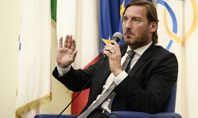 Viva Totti, forza congiuntivo!