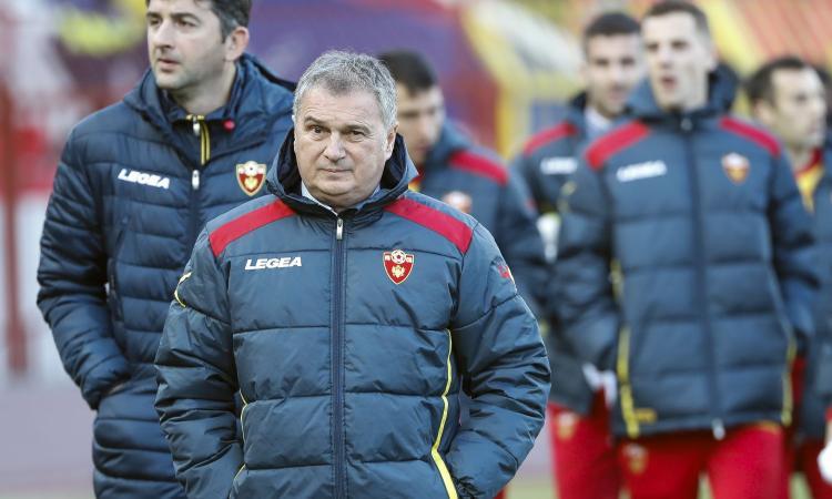 Montenegro, UFFICIALE: ecco il nuovo ct