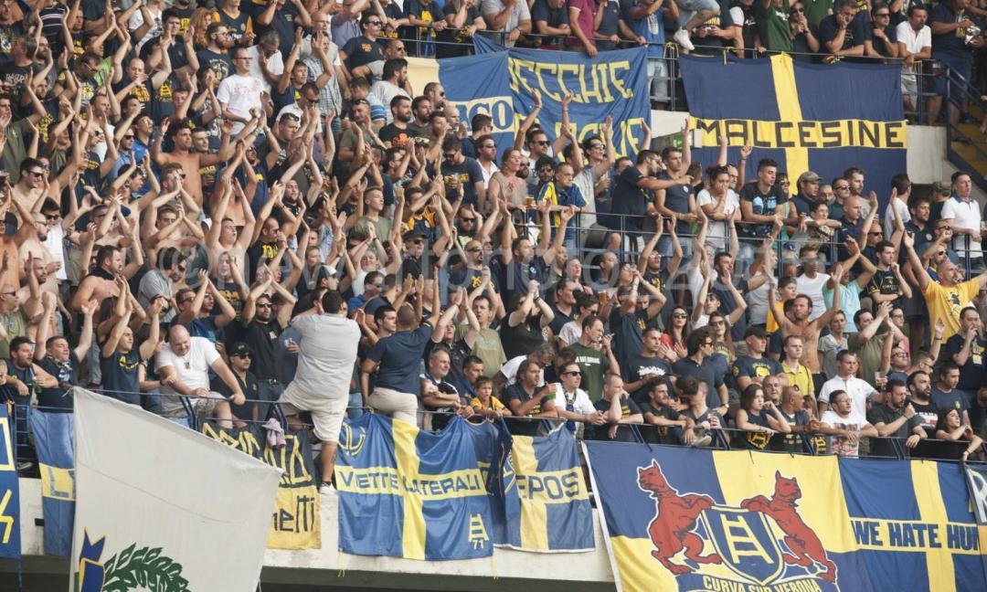 """Il Verona vieti l'accesso allo stadio ai """"tifosi"""" nazifascisti"""