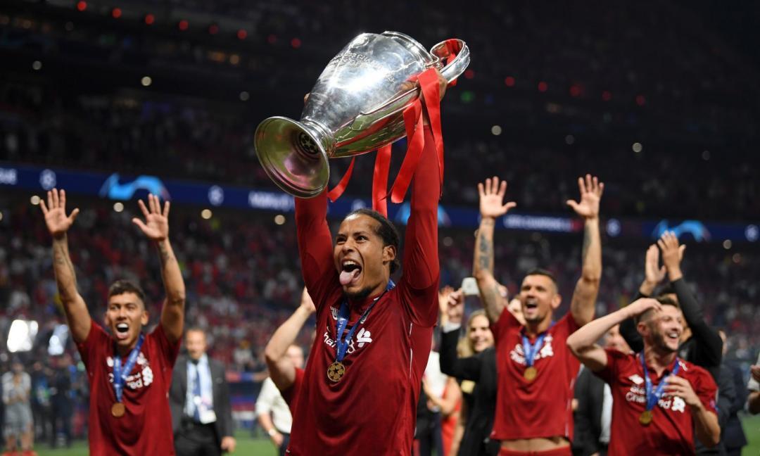 Champions 2019, è partita la sfida al Liverpool