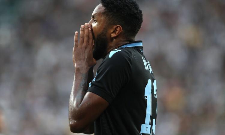 Lazio, Wallace può dire addio