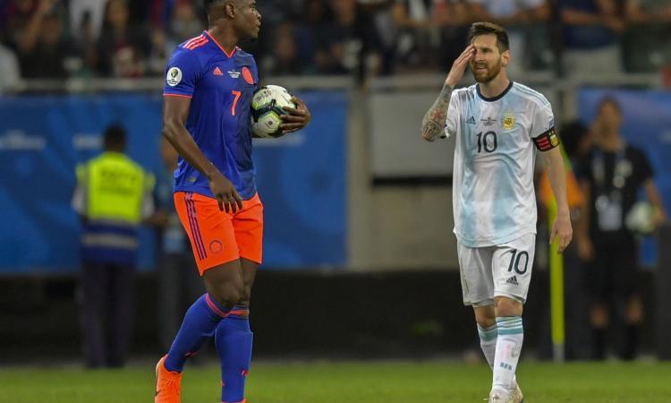 Argentina, Messi: 'Alziamo subito la testa e pensiamo alla prossima'