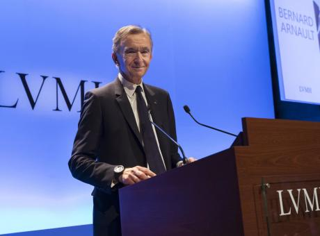 Milan: voci su Bernard Arnault, ricco come Bill Gates