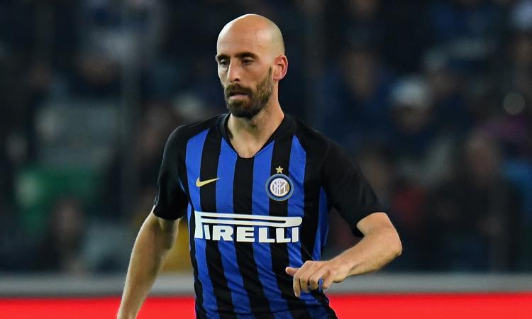 Inter, no di Borja Valero al Qatar