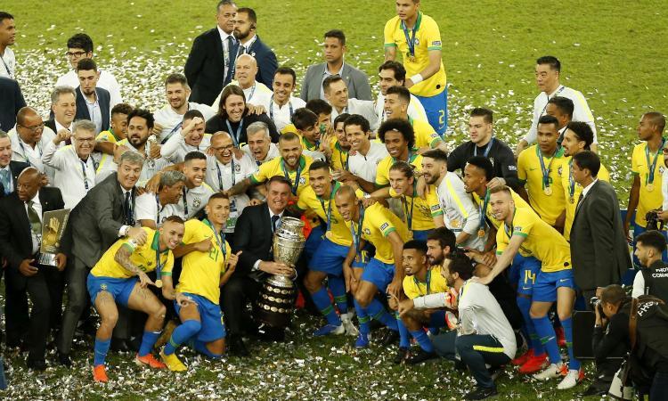 Senza Neymar, il Brasile è squadra vera: nel nome di Gabriel Jesus, espulso per eccesso di generosità