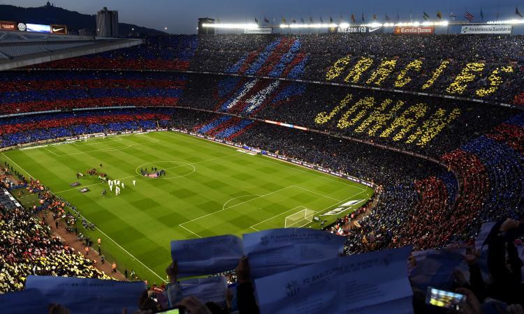 Barcellona, c'è la data per l'inaugurazione del nuovo stadio 'Johan Cruyff'
