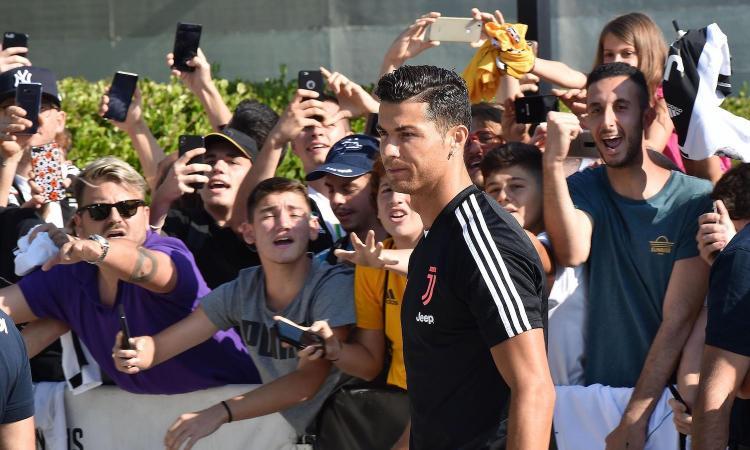 Juve, Cristiano Ronaldo è tornato: i dubbi di Sarri e la missione Champions