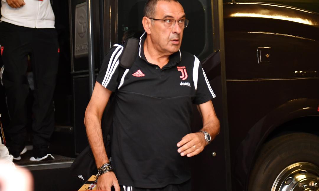'Sarri non è da Juve e viceversa': canta Gabbani! (non ti vogliamo e viceversa!)