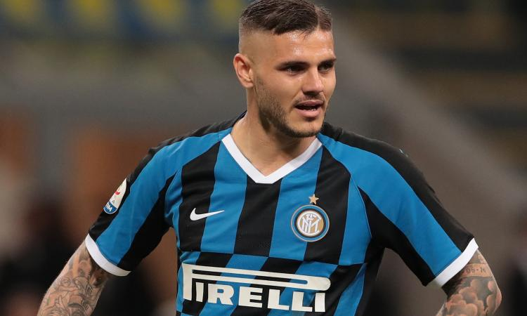 Icardi via dall'Inter: Napoli in pole per i bookmakers, la Juve...