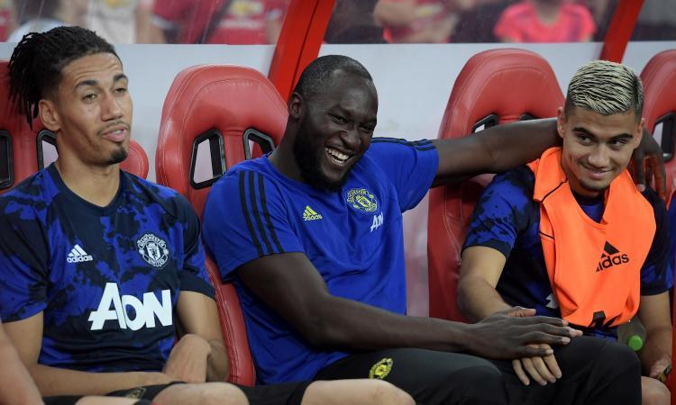 Dall'Inghilterra: Lukaku sta bene, ecco perché viene escluso