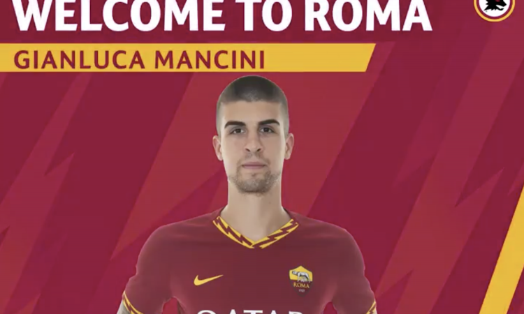 UFFICIALE: Mancini è della Roma. Tutte le cifre dell'operazione
