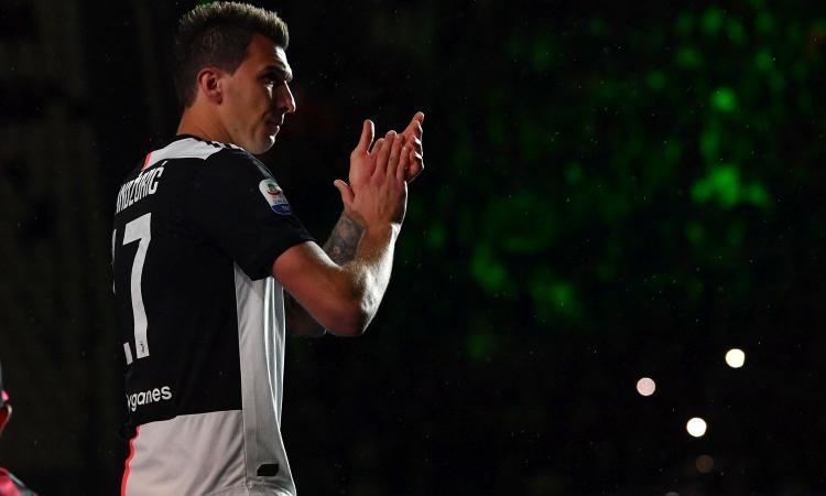 Juve, il futuro di Mandzukic è un rebus: il Bayern si allontana