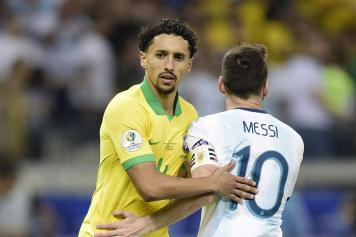 Marquinhos.Messi.2019.jpg GETTY IMAGES