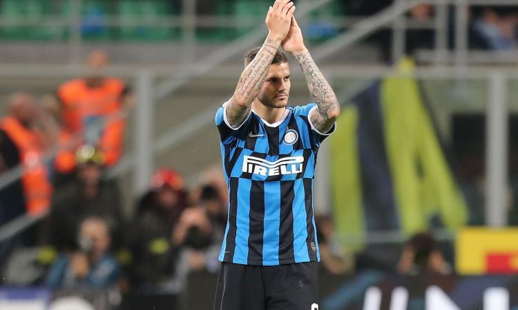 Inter ricattabile: che fai se la Juve offre 30 milioni per Icardi?