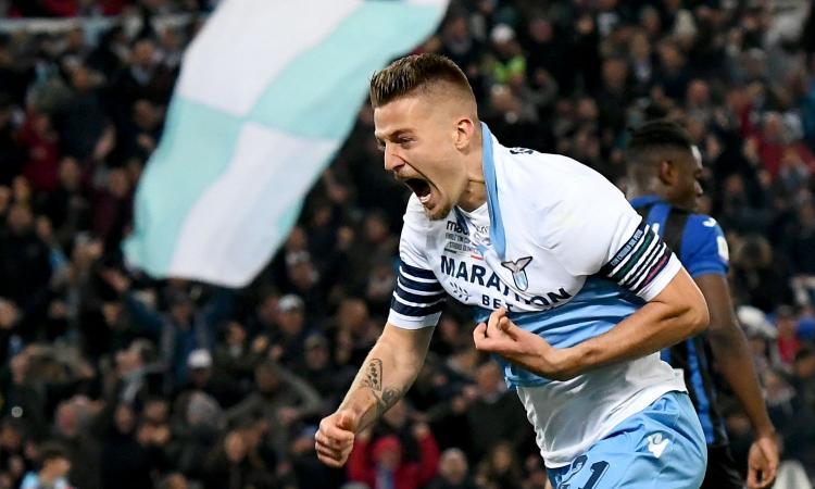 Lazio, le mille offerte dell'Inter per Milinkovic Savic e quel like del serbo...