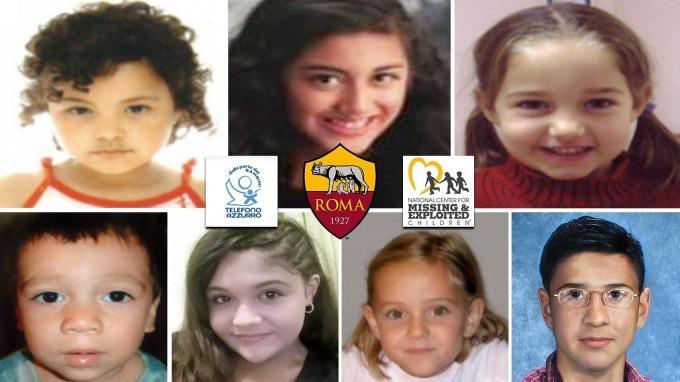 Roma, collaborazione con Telefono Azzurro per i bimbi scomparsi FOTO