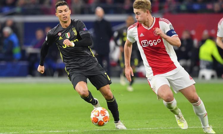 La Juve dei 'numeri uno al mondo', promessa mantenuta: prima Ronaldo, adesso De Ligt, il prossimo...