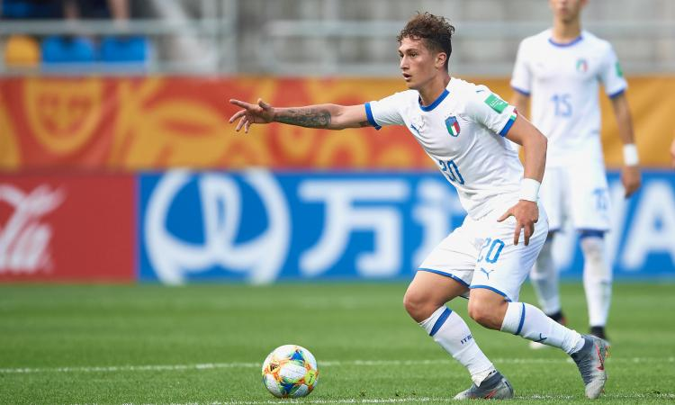 Ex Inter, Salvatore Esposito a un passo dal Chievo: domani le visite mediche