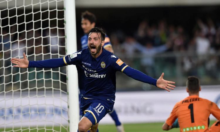 Verona, Di Carmine: 'La Serie A è una grande occasione. Serie A? Guidano Inter e Juve'