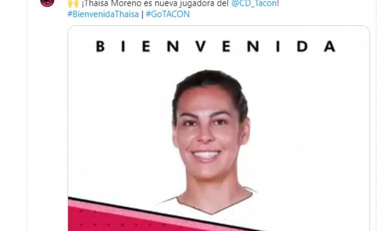 UFFICIALE: l'ex Milan Thaisa Moreno va a Madrid