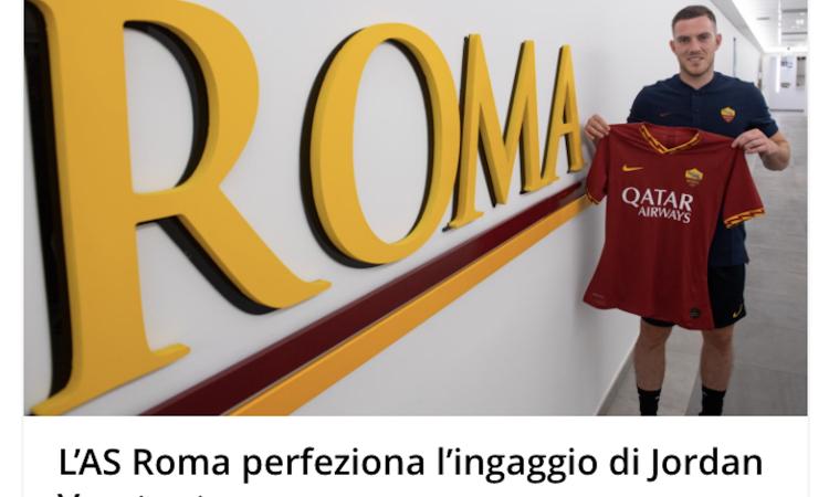 Jordan Veretout Menuju AS Roma Karena Rayuan Maut Paulo Fonseca