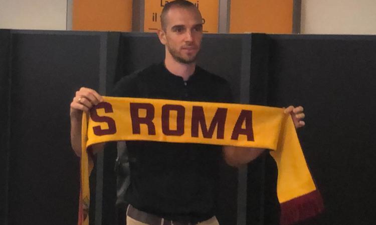 Roma, è arrivato Pau Lopez