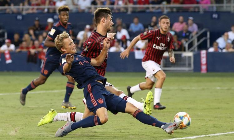 Milan, un club vuole Gabbia a gennaio