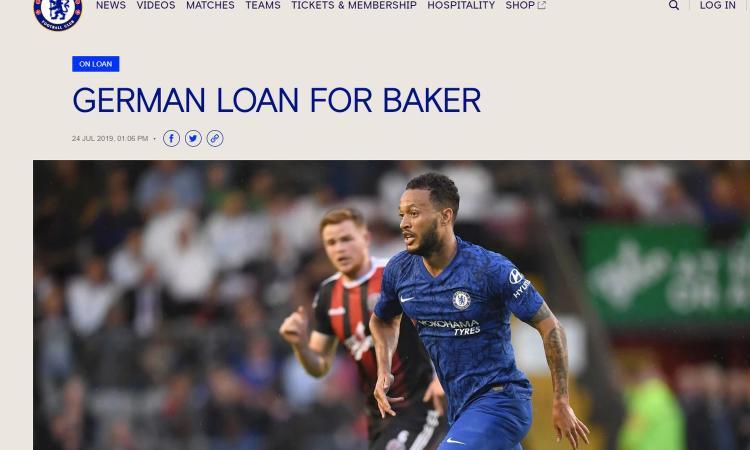 Chelsea, UFFICIALE: un centrocampista va in Germania