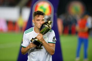 bennacer, algeria, mvp, bacia, trofeo, 2019