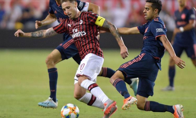 Milan, anche Biglia può partire subito: contatti con club di Premier e Liga