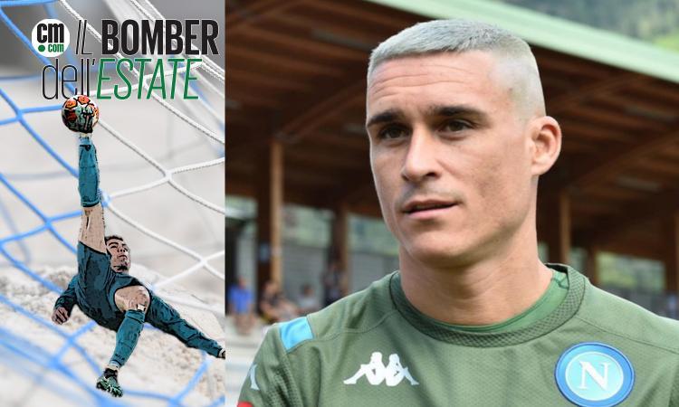 CM elegge il Bomber dell'estate: primi punti per Callejon, Sensi e Brozovic