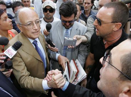 E' morto Francesco Saverio Borrelli, capo ufficio indagini durante Calciopoli