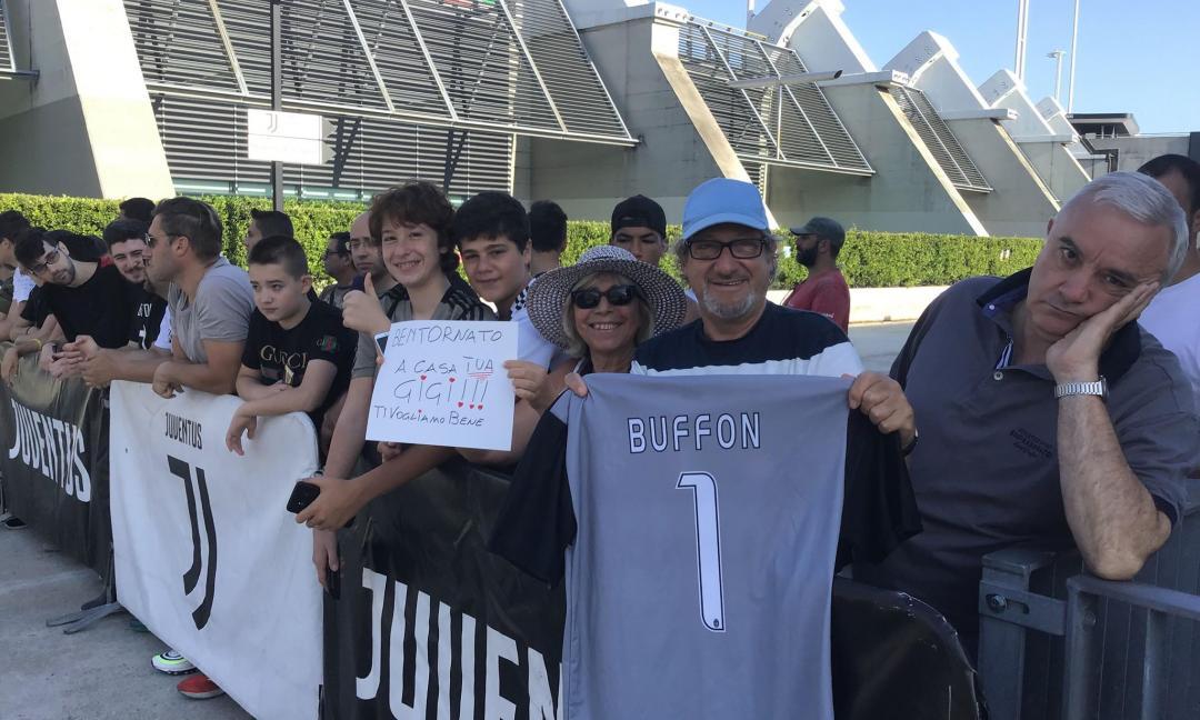 Buffon, la verità sul ritorno bianconero