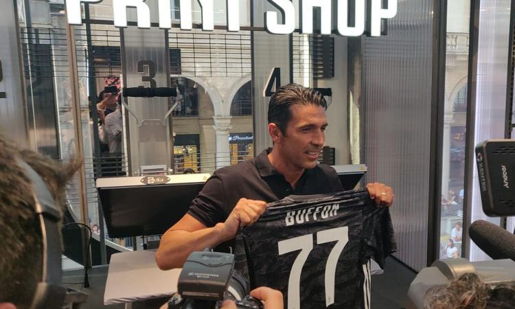 Juventus: Buffon ha rifiutato due offerte dalla Premier League