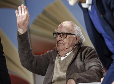 E' morto Andrea Camilleri, il papà del Commissario Montalbano