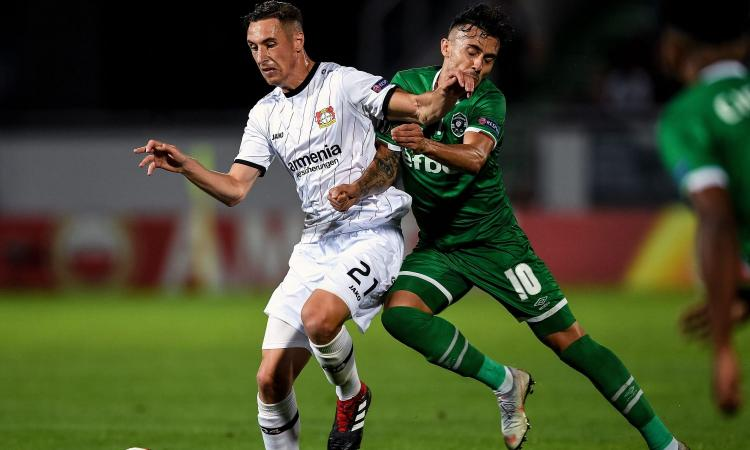 Eintracht Francoforte, UFFICIALE: preso Kohr dal Bayer Leverkusen