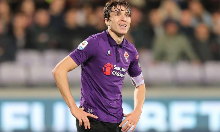 Fiorentina, è il giorno di Chiesa: oggi incontra Commisso, la Juve aspetta