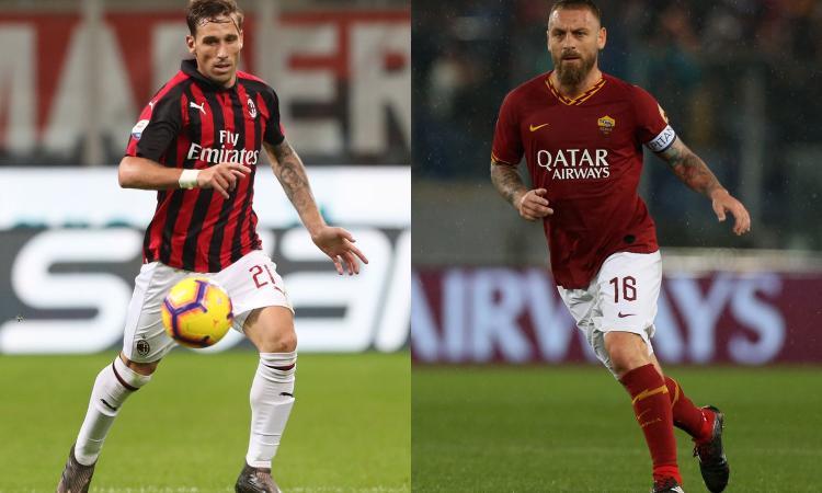 Intrecci Milan-Fiorentina: tra Veretout, Biglia e la scelta di De Rossi